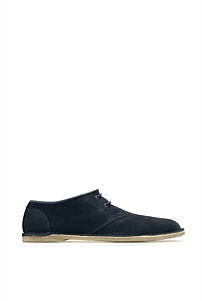 Cropped Desert Boot