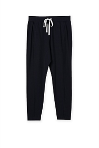 Drop Crotch Jersey Pant
