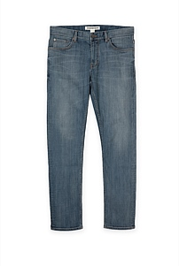 Slim Mid Wash Jean