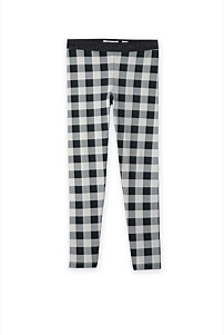 Small Gingham Legging