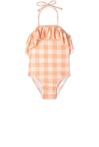 Gingham Bathers
