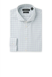 Slim Mid Tattersall Shirt