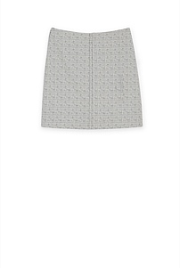 Speckle Mini Skirt