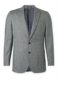 Regular Tweed Blazer