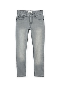 Washed Grey Jean