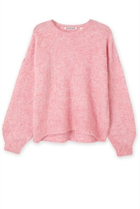 Fluffy Crop Knit