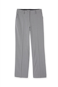 Houndstooth Textured Pant