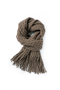 Heavy Wave Scarf