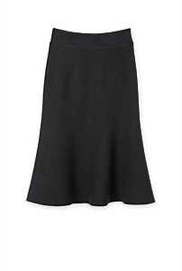 Wool Milano Skirt