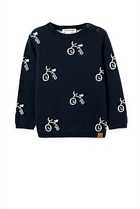 Tricycle Knit Crew