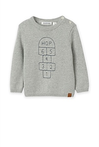 Hop Scotch Knit