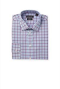 Regular Tattersall Shirt