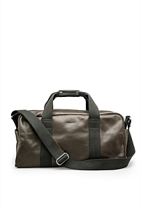 Leon Leather Day Bag