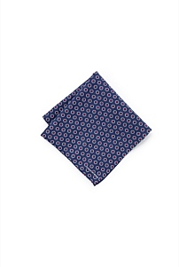 Geo Pocket Square