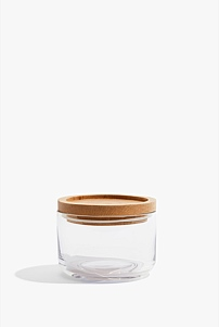 Theo Small Glass Canister