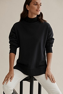 Split Detail Sweat