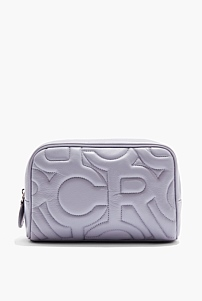 CR Quilted Cosmetic Case