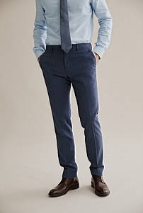 Regular Pinstripe Pant