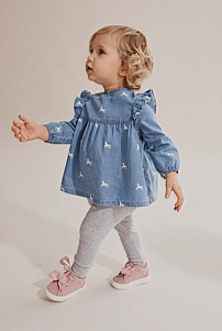 Unicorn Chambray Shirt