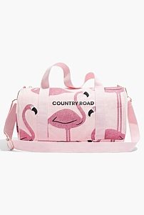 Flamingo Overnight Bag