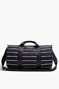 Organic Cotton Stripe Duffle
