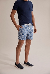 Pool Tile Swim Short