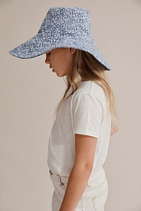 Ditsy Floral Hat