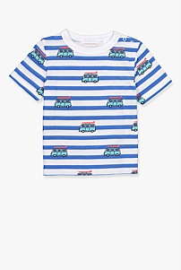 Stripe Surf Van T-Shirt